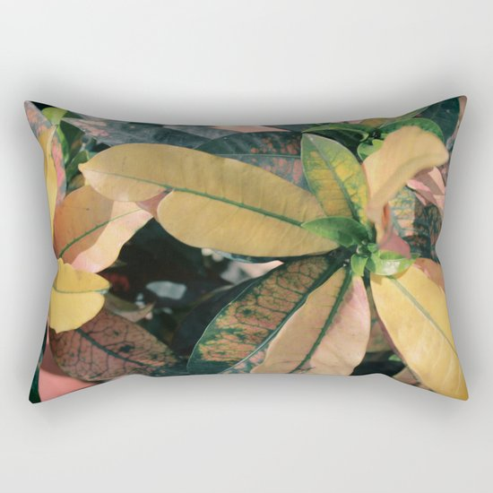planta Rectangular Pillow