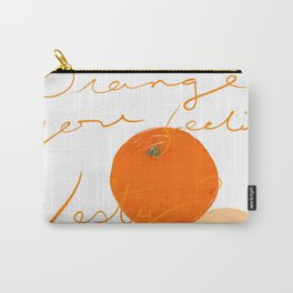 Orange you feeling zesty Carry-All Pouch