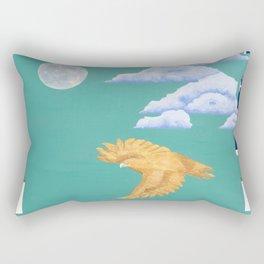 Take to the Sky Rectangular Pillow