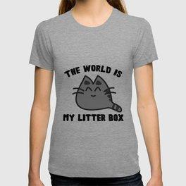 World Litter Box T-shirt