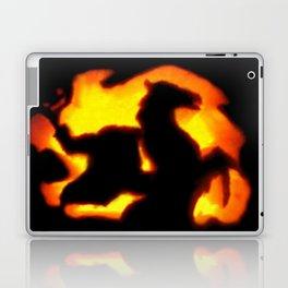 Halloween - The Headless Horseman Laptop & iPad Skin