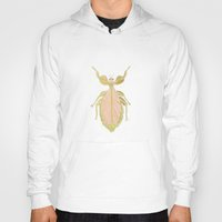 bug Hoodies featuring Bug by Very Sarie