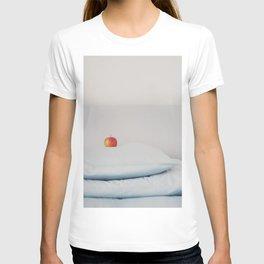 an apple a day photograph T-shirt