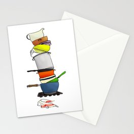 ...or Why I Don't Cook Stationery Cards