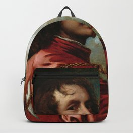 Anthony van Dyck - Self-portrait with a Sunflower Backpack