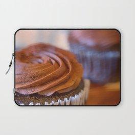 Sweet Dreams Chocolate Cupcakes Laptop Sleeve