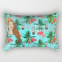 Lana Del Tropico Rectangular Pillow
