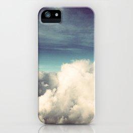 Clouds II iPhone Case