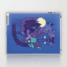 The Leader of the Pack Laptop & iPad Skin