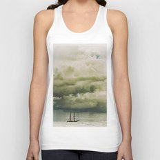 Traveller II Unisex Tank Top