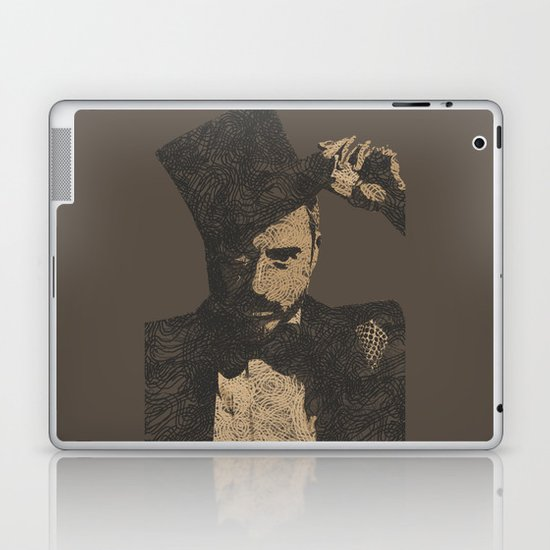 Mystery Unraveled  Laptop & iPad Skin