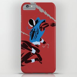 Spider-Man - Scarlet Spider iPhone Case