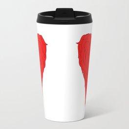 Wings Of An Angel - Daryl Dixon Travel Mug