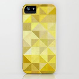 Modern Pattern X iPhone Case