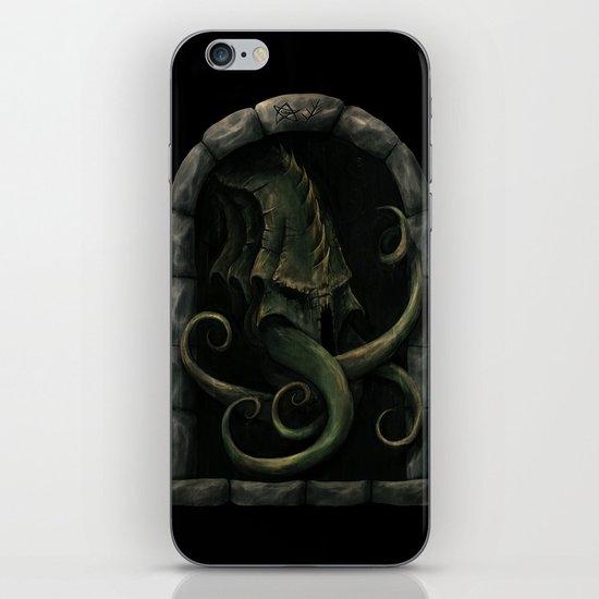 Cthulhu Awakens iPhone & iPod Skin