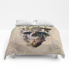 Istanbul Skull 2 Comforters