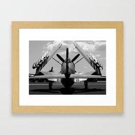 Warbird #1 Framed Art Print