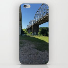 Underpass in Austin, Texas iPhone Skin