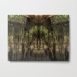 Carnal#2 Metal Print