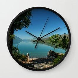 Moody Lake McDonald Wall Clock