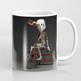 Skull bird Jeremy Coffee Mug