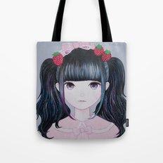 Nakayoshi Strawberry Tote Bag