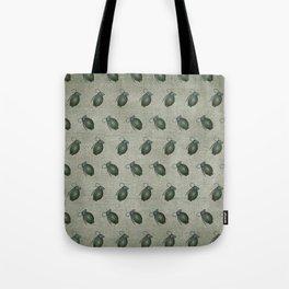 Army Green Hand Grenades Tote Bag