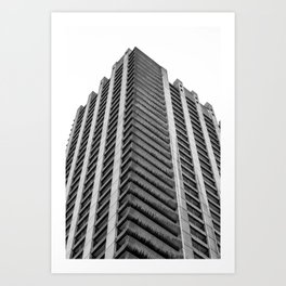 Lauderdale Tower Art Print