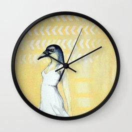 Dancing Until Flight Wall Clock