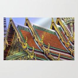 Bangkok palace IV Rug