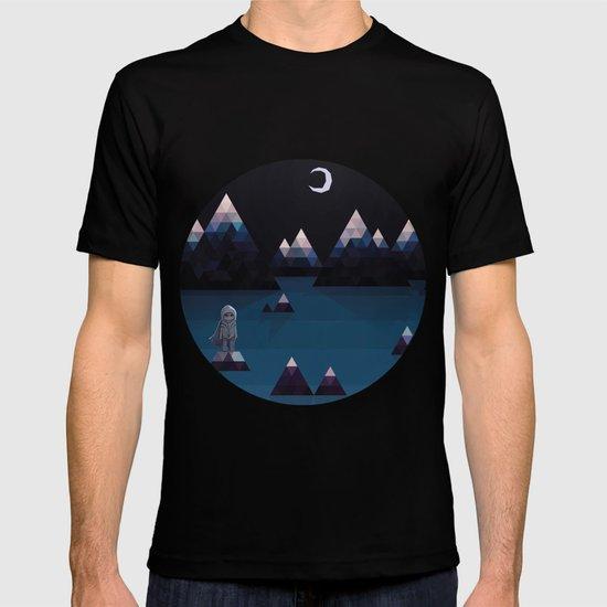 so quiet T-shirt