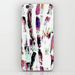 Rainbow Candy Sugar Cane, Spring, First World Problems iPhone Skin