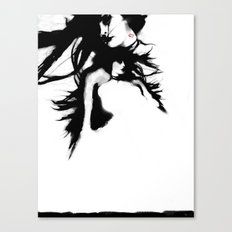 Roseblood Canvas Print