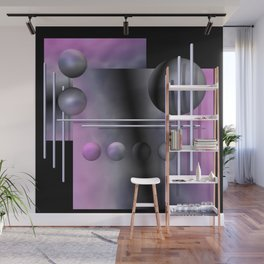 liking geometry -1- Wall Mural