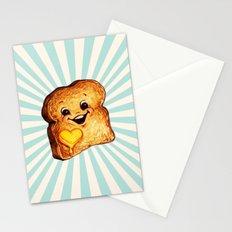 Toast Stationery Cards