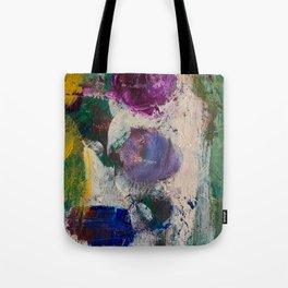 Indigo and lilac Tote Bag