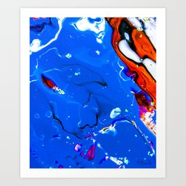 water12 Art Print