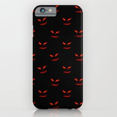 Scary Faces Creepy Nights iPhone 6s Slim Case