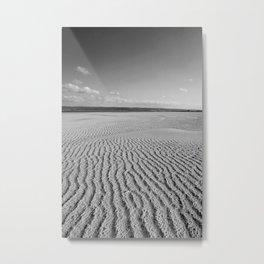 Broughton Sand Metal Print