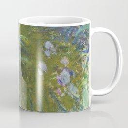 Irises by Claude Monet Coffee Mug