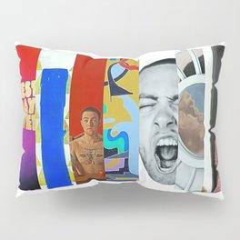 Mac Miller Album History Poster, Hypebeast Poster, Hip Hop Poster, Urban Wall Art, Music Posters Pillow Sham