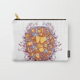 Inca design - Mayan Pinup Simbols Carry-All Pouch