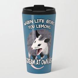 Possum Wisdom Travel Mug