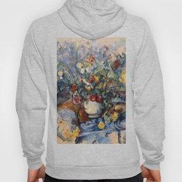 """Paul Cezanne """"A Large Bouquet of Flowers """" Hoody"""