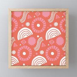 summer in june Framed Mini Art Print
