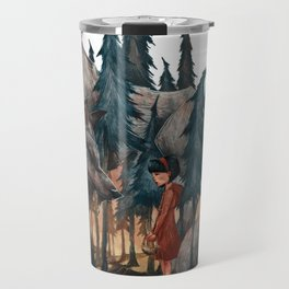 Little Red Riding Hood Travel Mug
