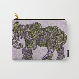 Elephant~ the beautiful beast Carry-All Pouch