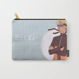 Dattebayo! Carry-All Pouch