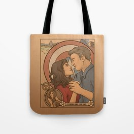 It's Been a Long, Long Time Tote Bag