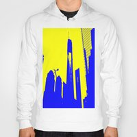 metropolis Hoodies featuring Metropolis by osile ignacio